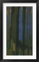 Framed Study In Verticals