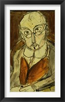 Framed Man With Spectacles
