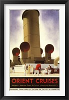 Framed Orient Cruises