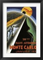 Framed Monte Carlo
