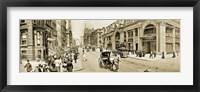 Framed Fifth Ave 1902