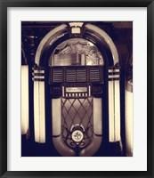 Framed Jukebox