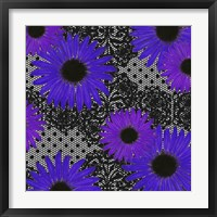 Living Lace II Framed Print