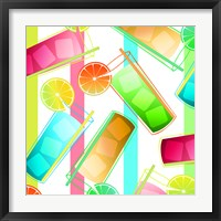 Summer Fun III Framed Print