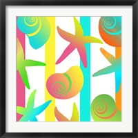 Summer Fun IV Framed Print