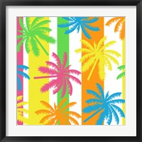 Summer Fun V Framed Print