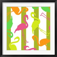 Summer Fun VI Framed Print