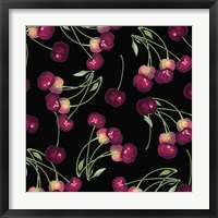 Nature's Bounty -  Cherries Framed Print