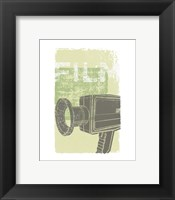 Film Framed Print