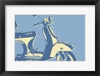 Framed Motoretta