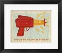 Rayvon Star VII Framed Print