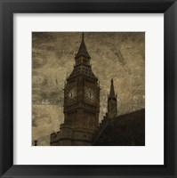Big Ben St. Stephens Framed Print
