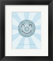 Moon II Framed Print