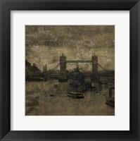 Framed Tower Bridge I