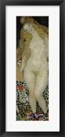 Framed Adam And Eve, 1917