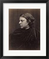 Framed Violinist Joseph Joachim, 1868