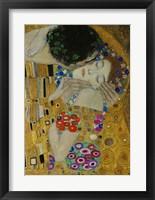 Framed Kiss - Der Kuss, 1907-1908