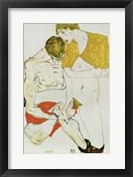 Framed Lovers, 1913