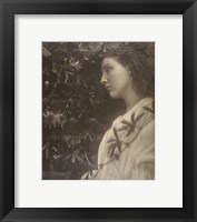 Framed Maud, 1875