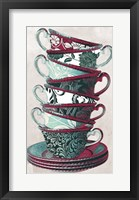 Afternoon Tea II Framed Print