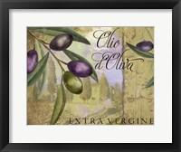Toscana II Framed Print