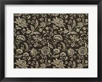 Framed Toile Fabrics VIII