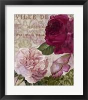 February Framed Print