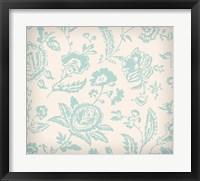 Framed Toile Fabrics XI