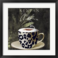 Afrikan Coffee I Framed Print