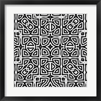 Alahambra Framed Print
