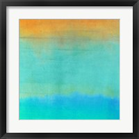 Gradients II Framed Print