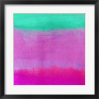 Gradients IV Framed Print