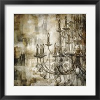 Lumieres II Framed Print