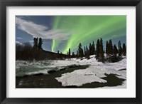 Framed Yukon, Canada