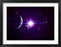 Framed Jovian Planets