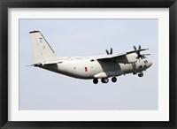 Framed Alenia C-27J