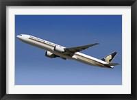 Framed Boeing 777?