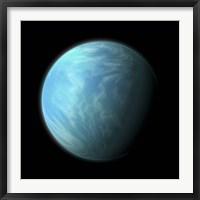 Framed Kepler 22B