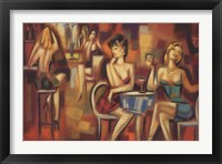 Framed Party Girls