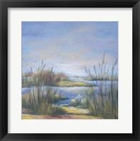 Framed Sea Grass II