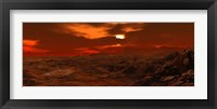 Framed Landscape on Venus