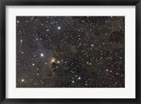 Framed Ghost Nebula