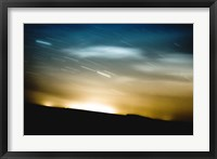 Framed Star Trails