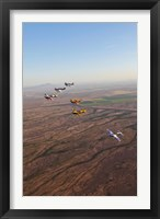 Framed Extra 300 Aerobatic Aircraft