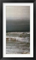 Shallows II Framed Print