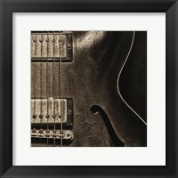 String Quartet IV Framed Print