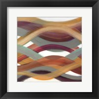 Brio I Framed Print