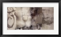 Cellar Wine I Framed Print