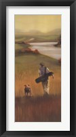 Fairway Companion II Framed Print