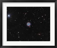 Framed Owl Nebula